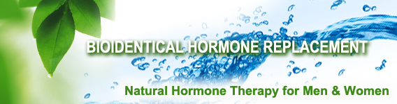 bio-identical hormone replacement therapy for men and women