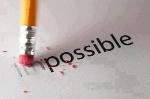 erasing impossible