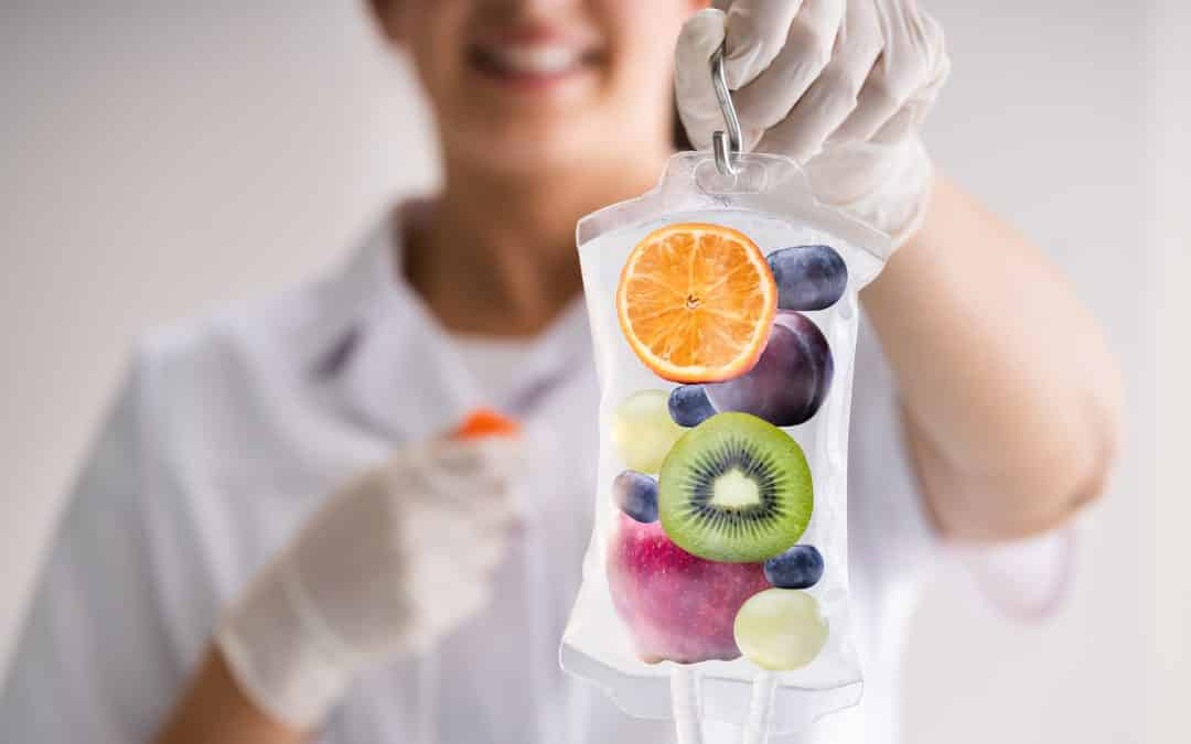 Boosting Immunity with IV Vitamins
